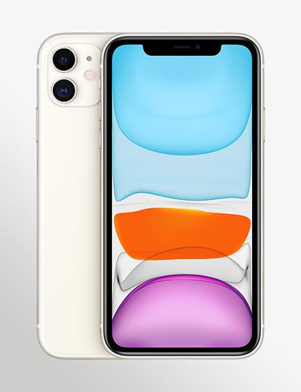 Iphone 11 White 2 Up Vertical US EN SCREEN