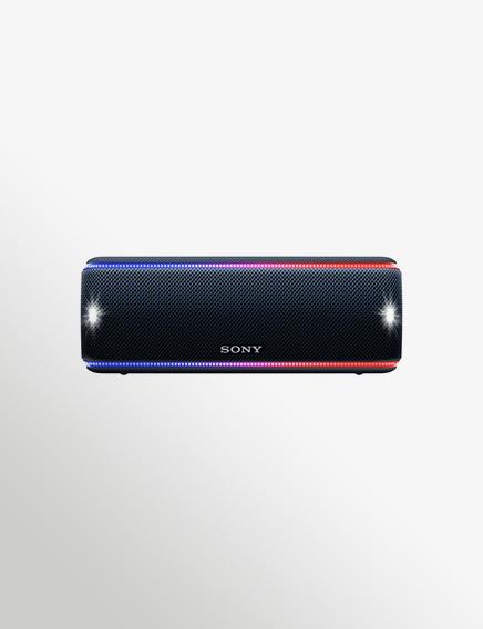 רמקול בלוטוס Sony SRS-XB21 Front Black Mid