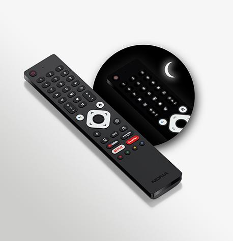 Nokia Streaming Box 8000 Remote Control
