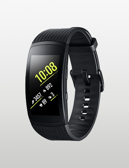 שעון חכם Samsung Gear Fit 2 Pro