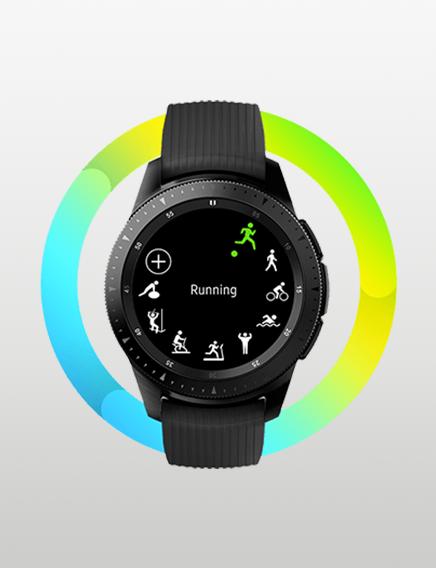 שעון חכם Samsung Galaxy Watch 42mm