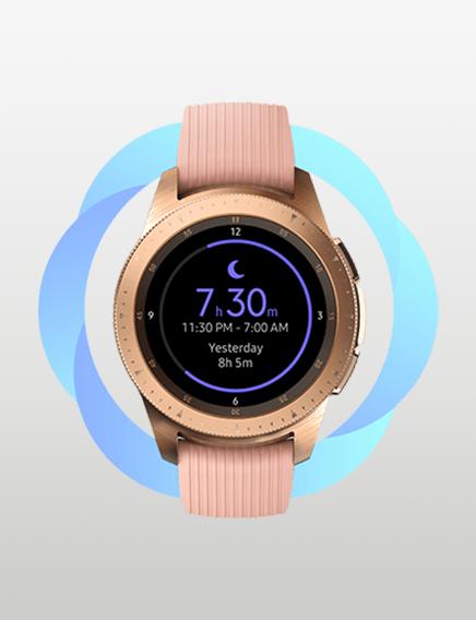 שעון חכם Samsung Galaxy Watch 42mm Pink
