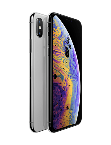 Iphone Xs Silver