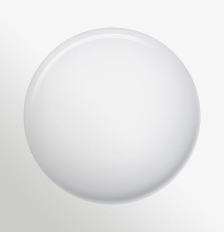 Airtag White Pure Back Print USEN