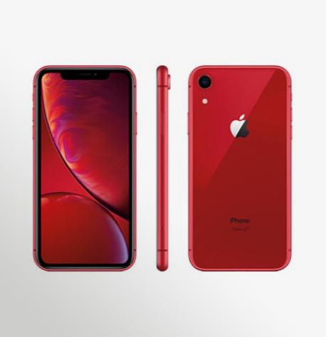 טלפון סלולרי מסוג iPhone XR 64GB (3)