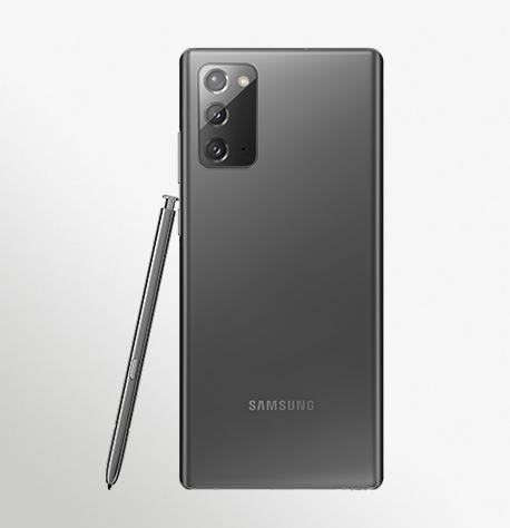 474X458 2 Sm N980,981 Galaxynote20 Back Pen Mysticgray 200609