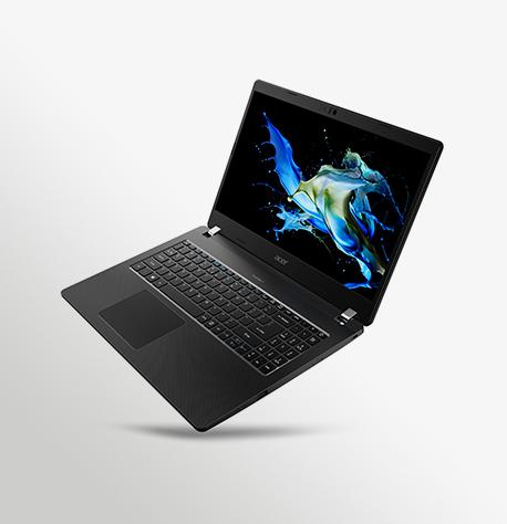 Acer Travelmate P2 TMP215 52 52G P50 52 Special Angle 3D Render 01 E Com...