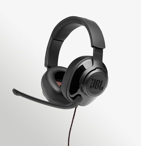 JBL Quantum 200 Product+Image Hero+03 אוזניות גיימינג