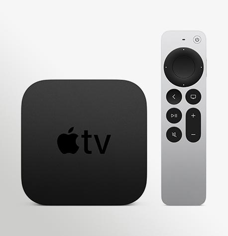 Apple TV 4K Siri Remote Pure Front Screen USEN (1)