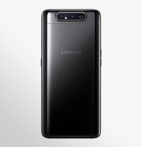טלפון סלולרי Samsung Galaxy A80 - סמסונג גלקסי Samsung Galaxy A80 Back