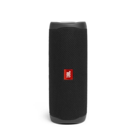 רמקול בלוטוס JBL Flip5 Product Photo Hero Midnight Black