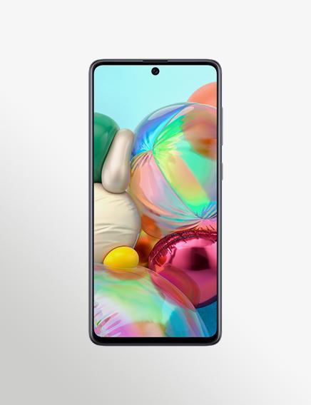 טלפון סלולרי מסוג Samsung Galaxy A71